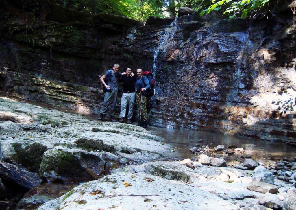 Очередной водопад