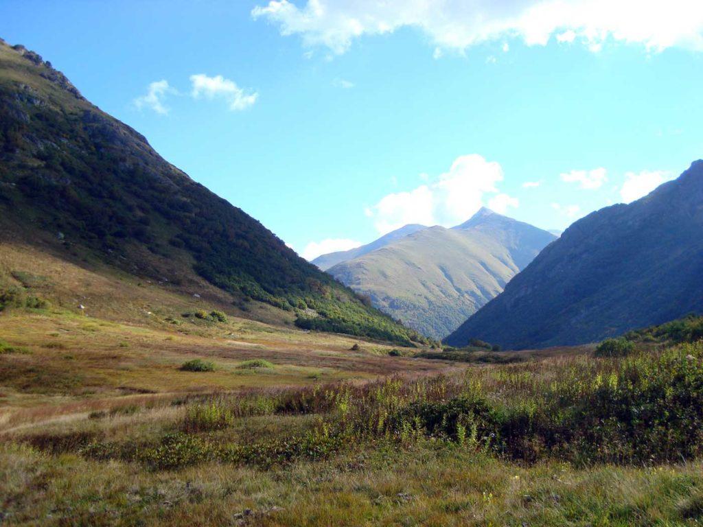 Перевал Псеашха