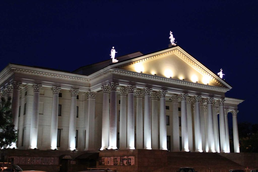Сочи Зимний театр