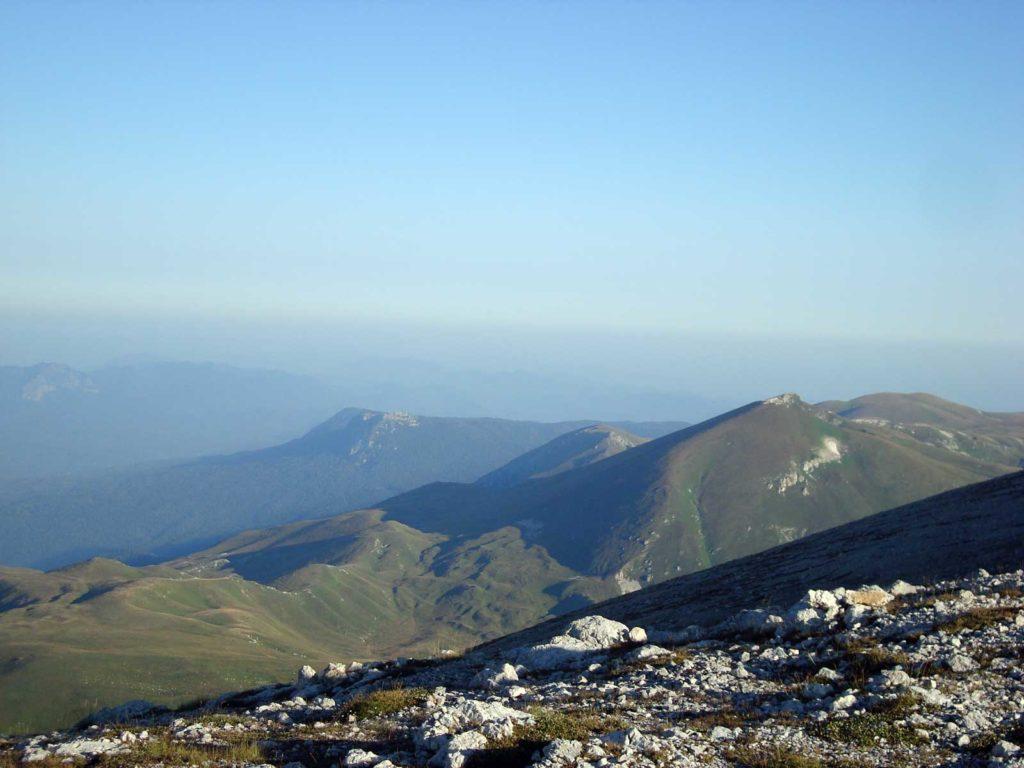 Нагой-Чук и плато Черногор