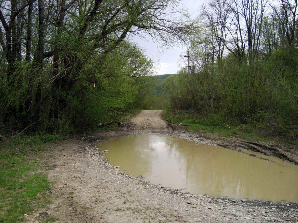 Дорога к Почепсухе