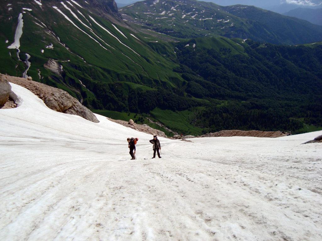 Большой Фиштинский ледник