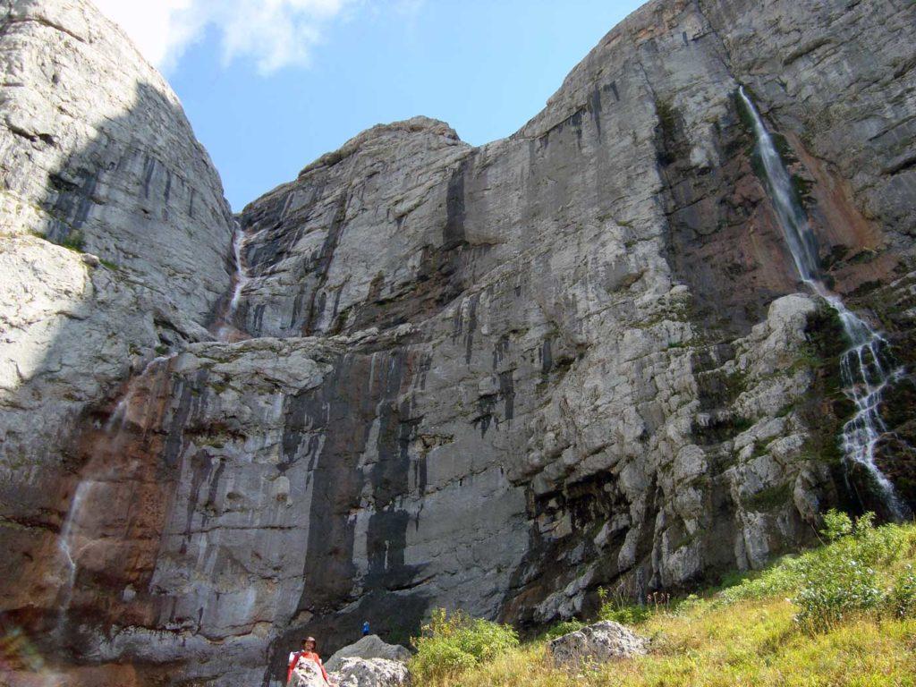 Пшехский водопад (Водопадистый, Фиштинский)