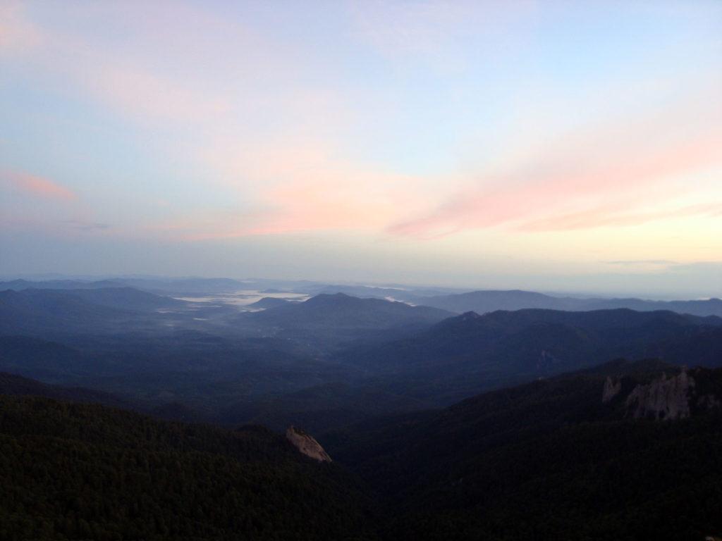 Долина реки Пшиш