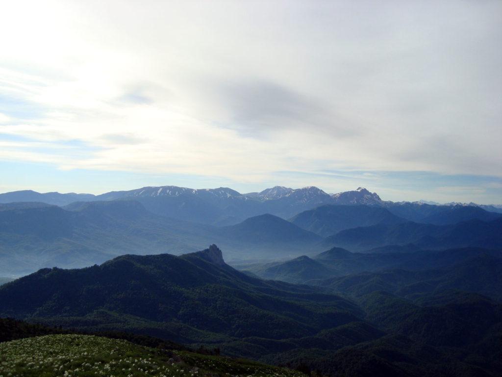 Собор-скала и Лагонаки