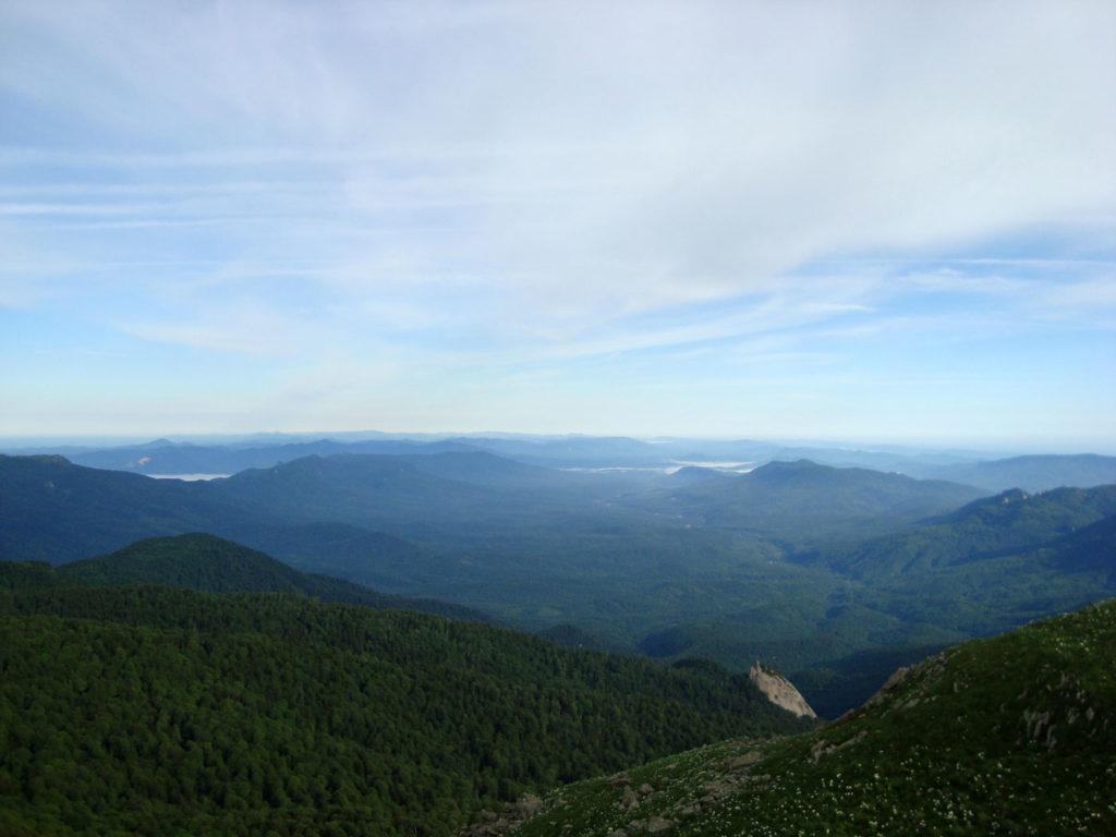 Долина Большого Пшиша