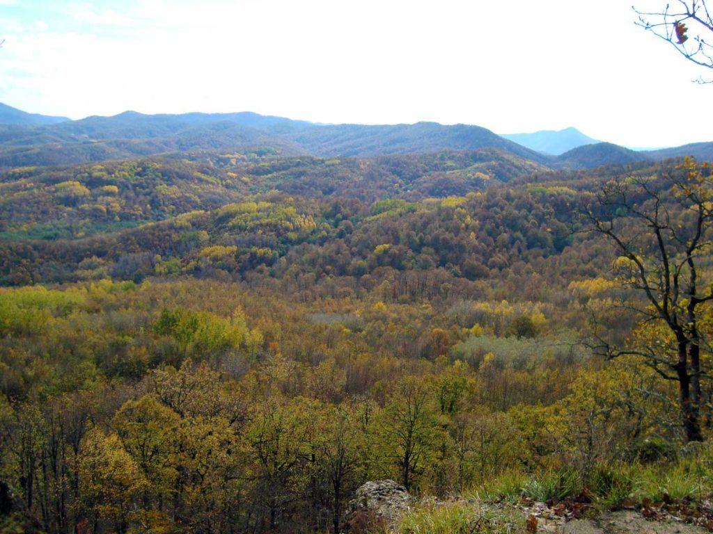 Желтые монастыри панорама