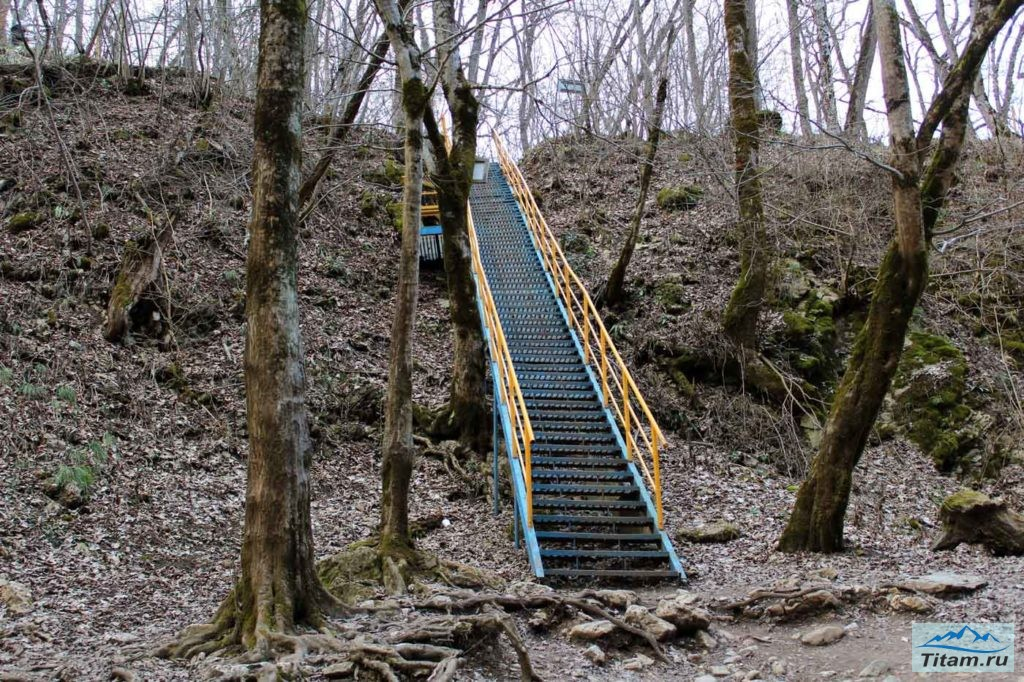 Лестница к Шуму
