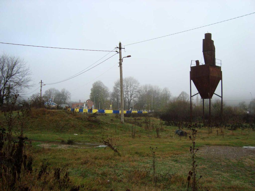 Шабановское