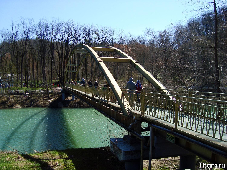 Горячий ключ. Мост Надежды (Счастливый мост)