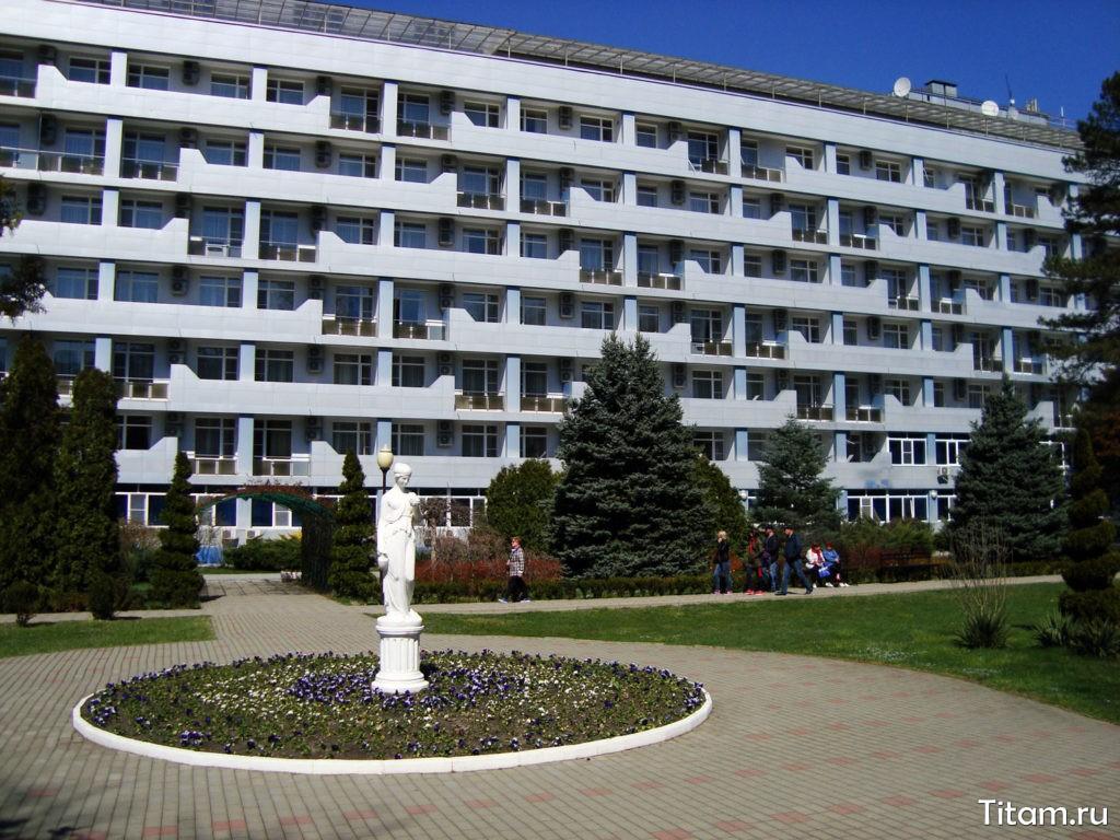 Санаторий Предгорье Кавказа