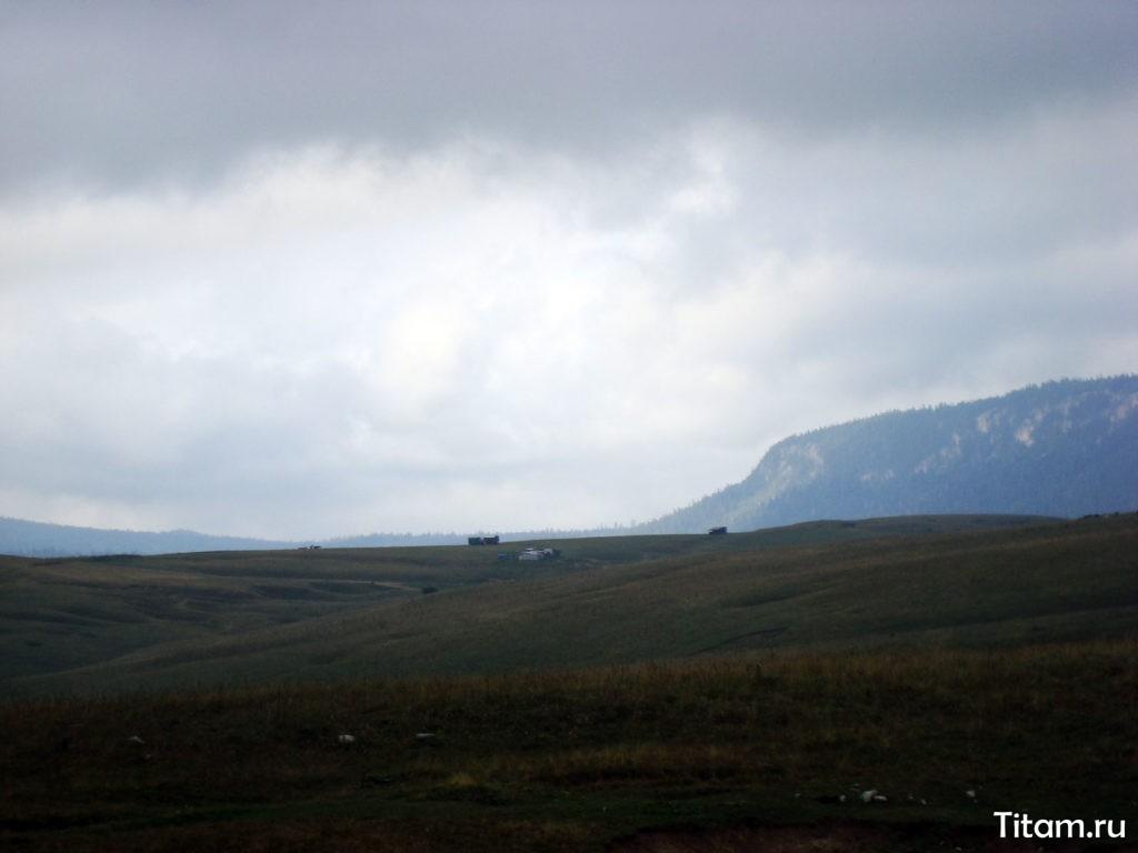 Балаган на плато