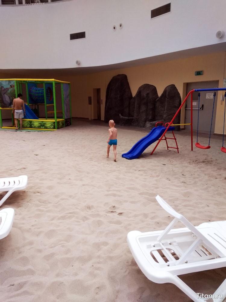 Аквапарк Mountain Beach