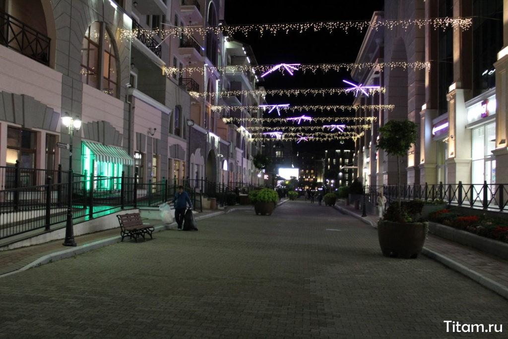 Вечерний Горки Город