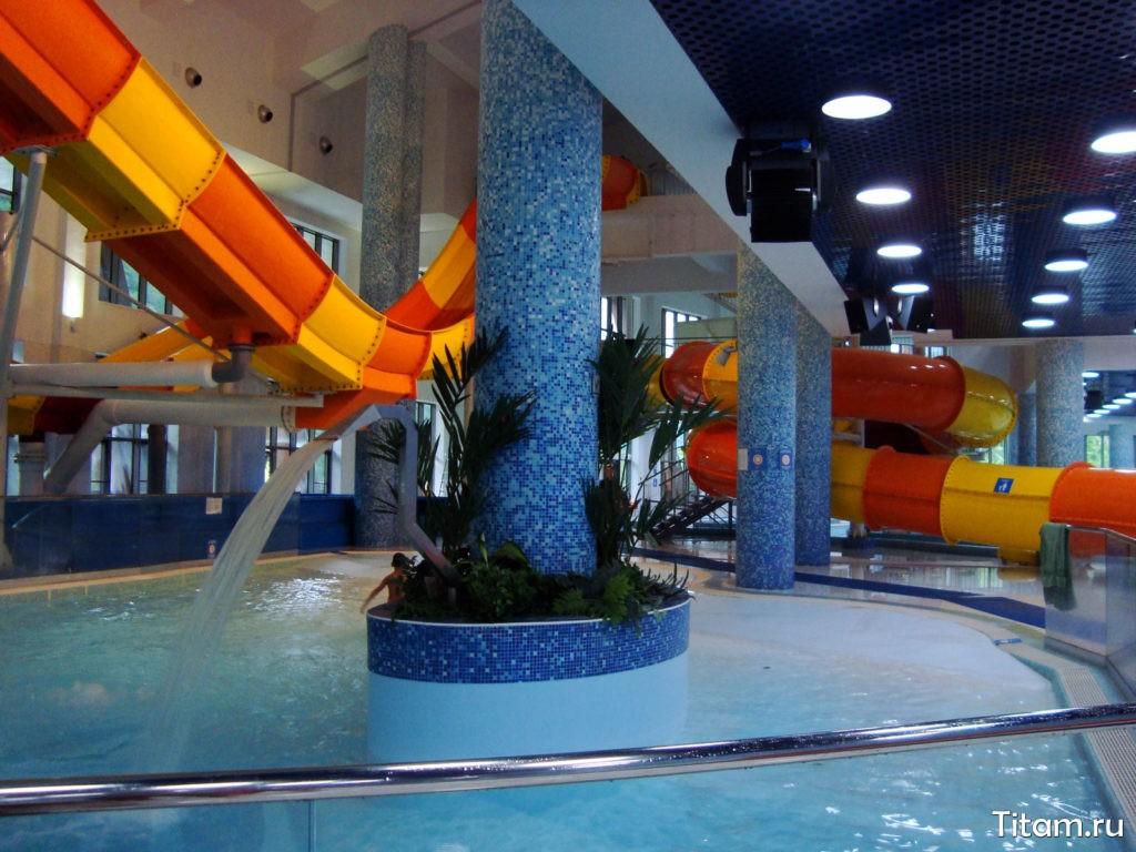 ГТЦ Газпром аквапарк