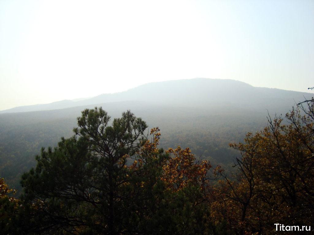Гора Забытная
