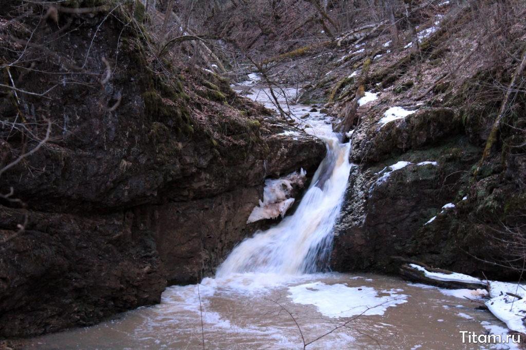 Водопад Зигзаг