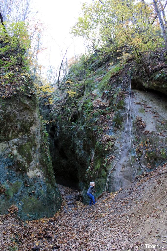 Ущелье Волчьи ворота