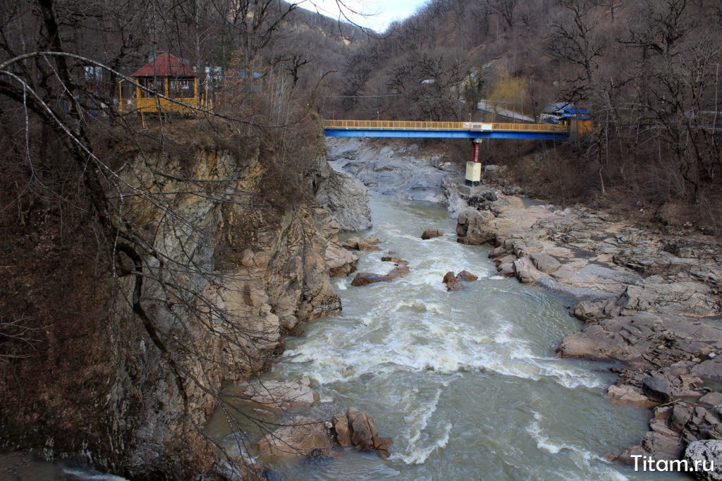 Мост через Белую