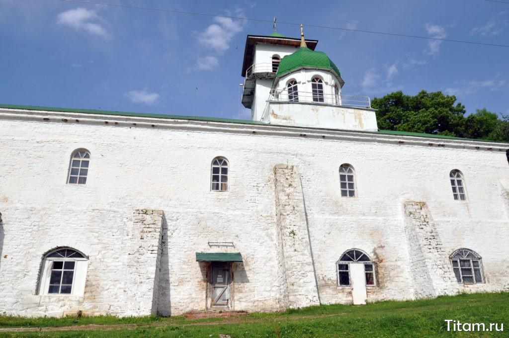 Свято афонский монастырь