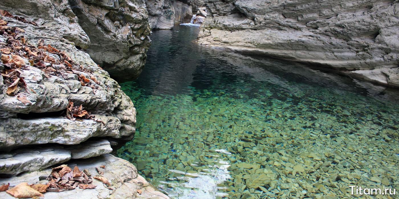 Ущелье каньон Бешенка Таштай