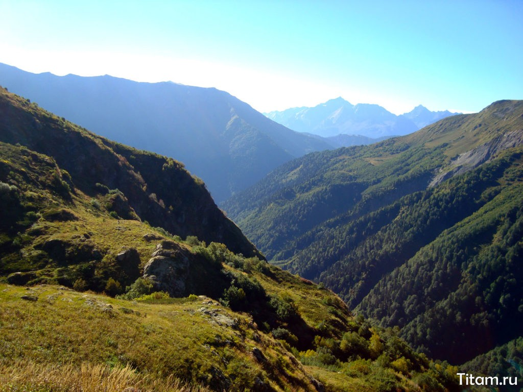 Долина реки Пслух
