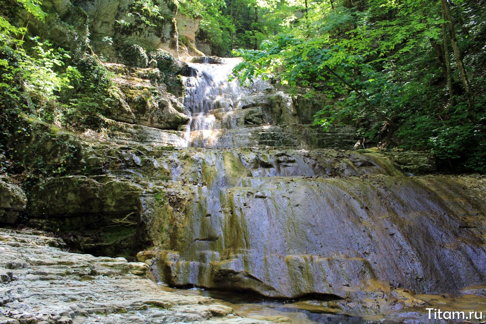 Седьмой Полковничий водопад