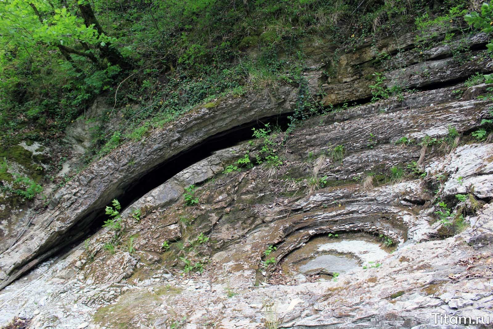 Река Каменистая. Полковничьи водопады