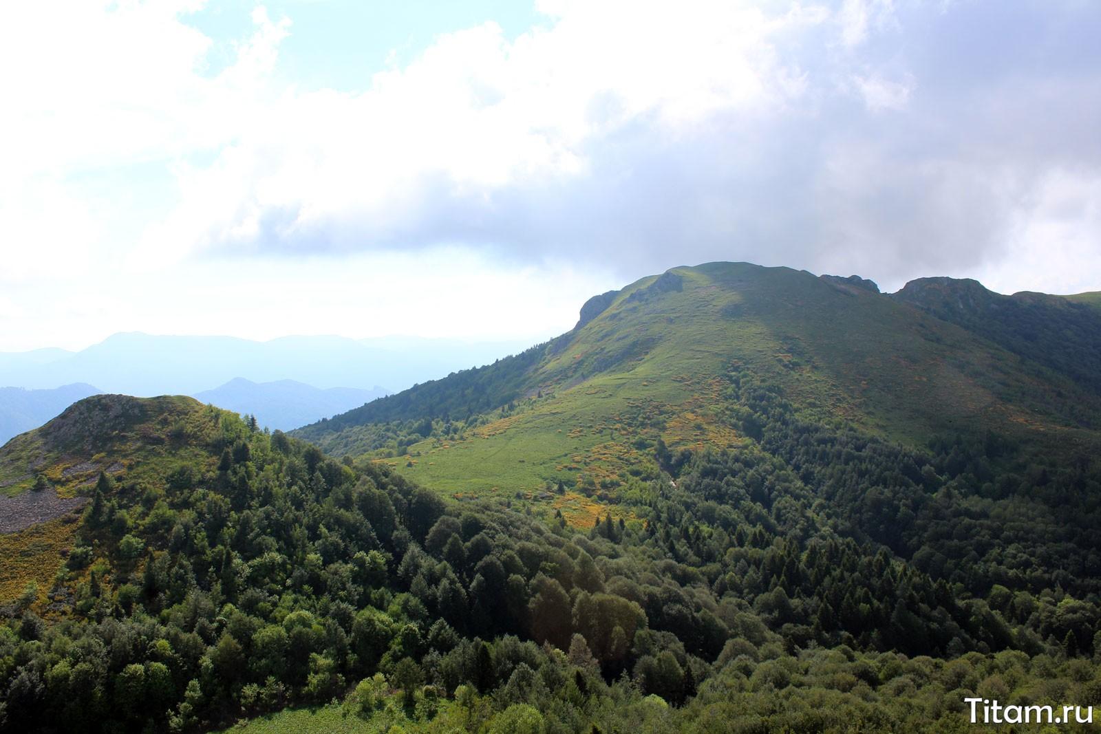 Гора Кашина
