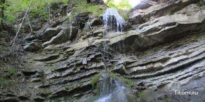 Водопад Утаенный Собер