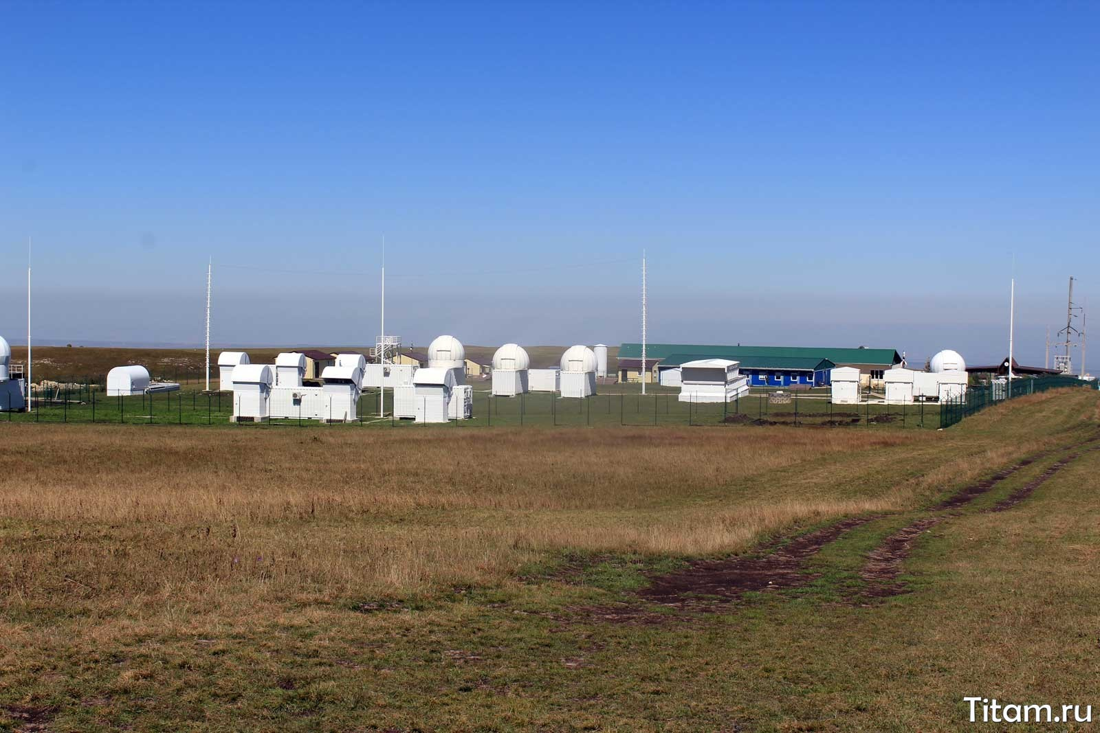 Кисловодская горная астрономическая станция