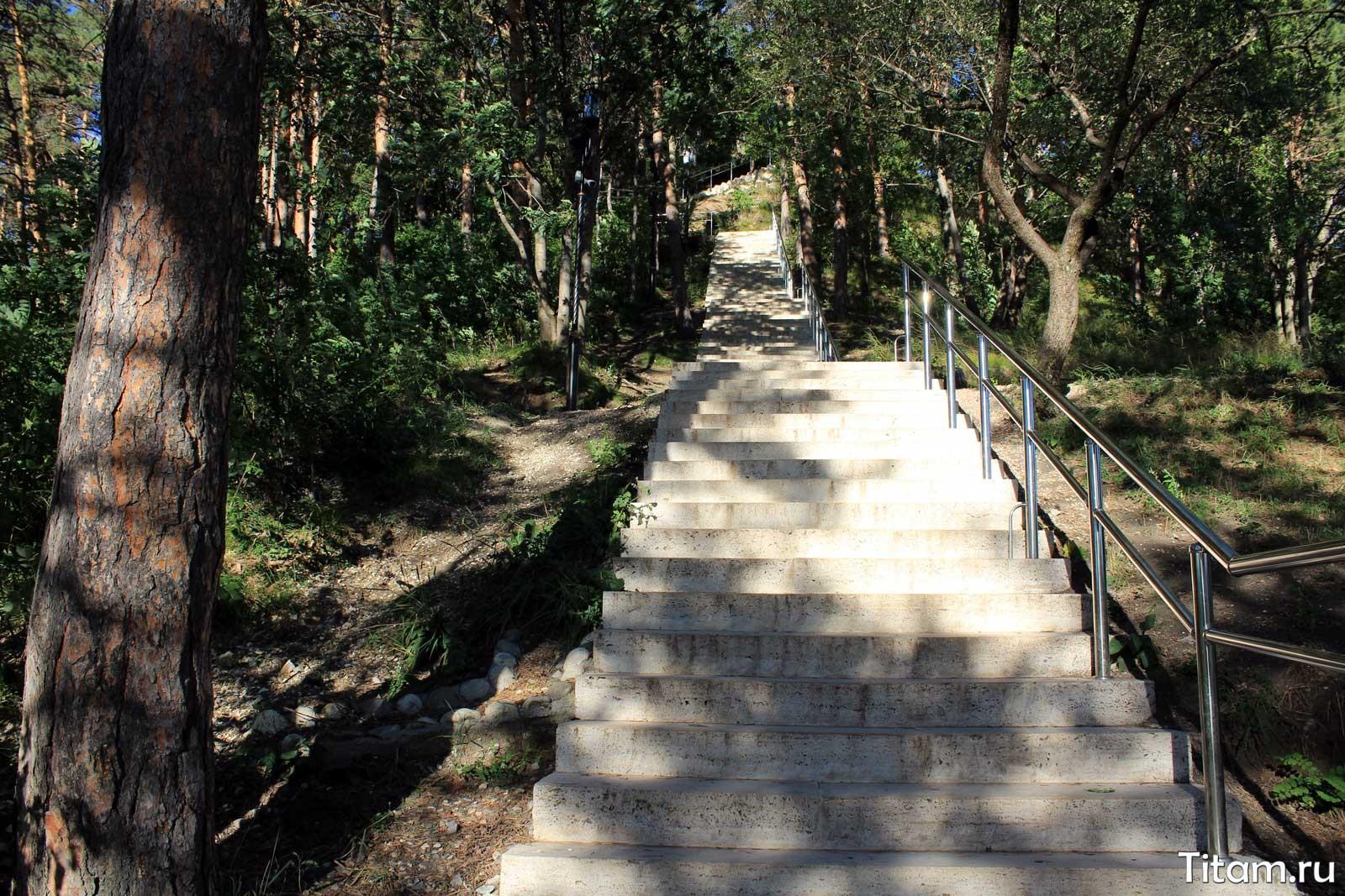 "Лестница ""400 ступеней"""