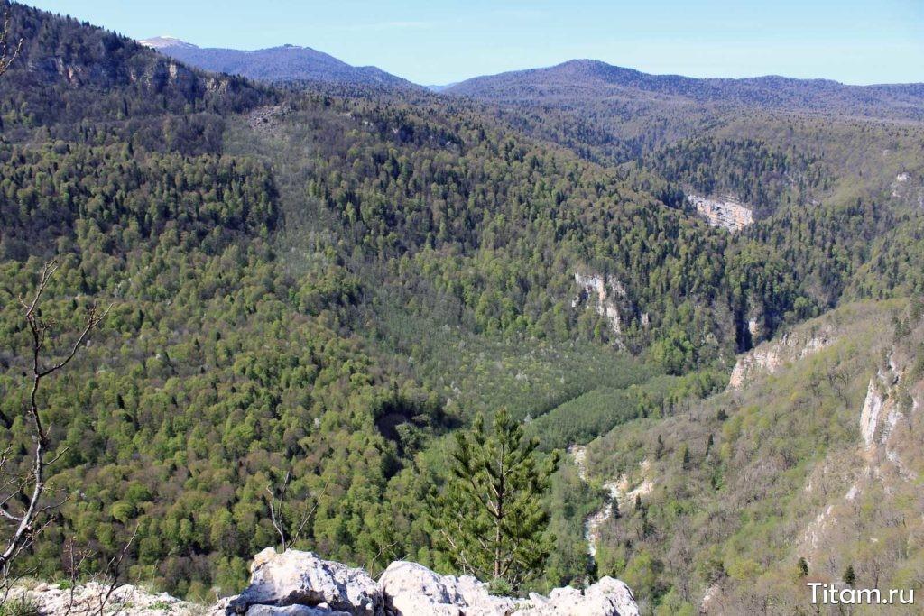 Долина Курджипса