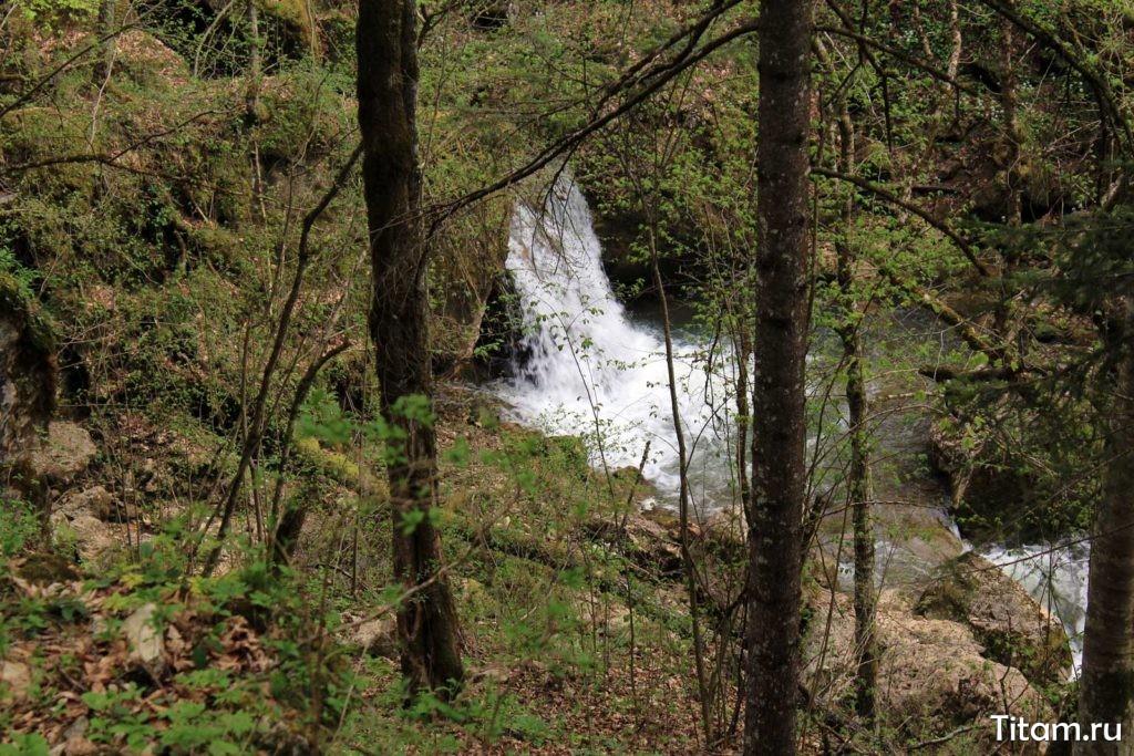 Водопад Джакузи