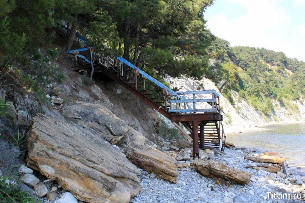 Голубая лестница