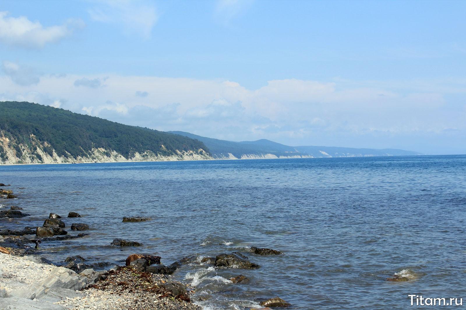 Дикий пляж Бетты