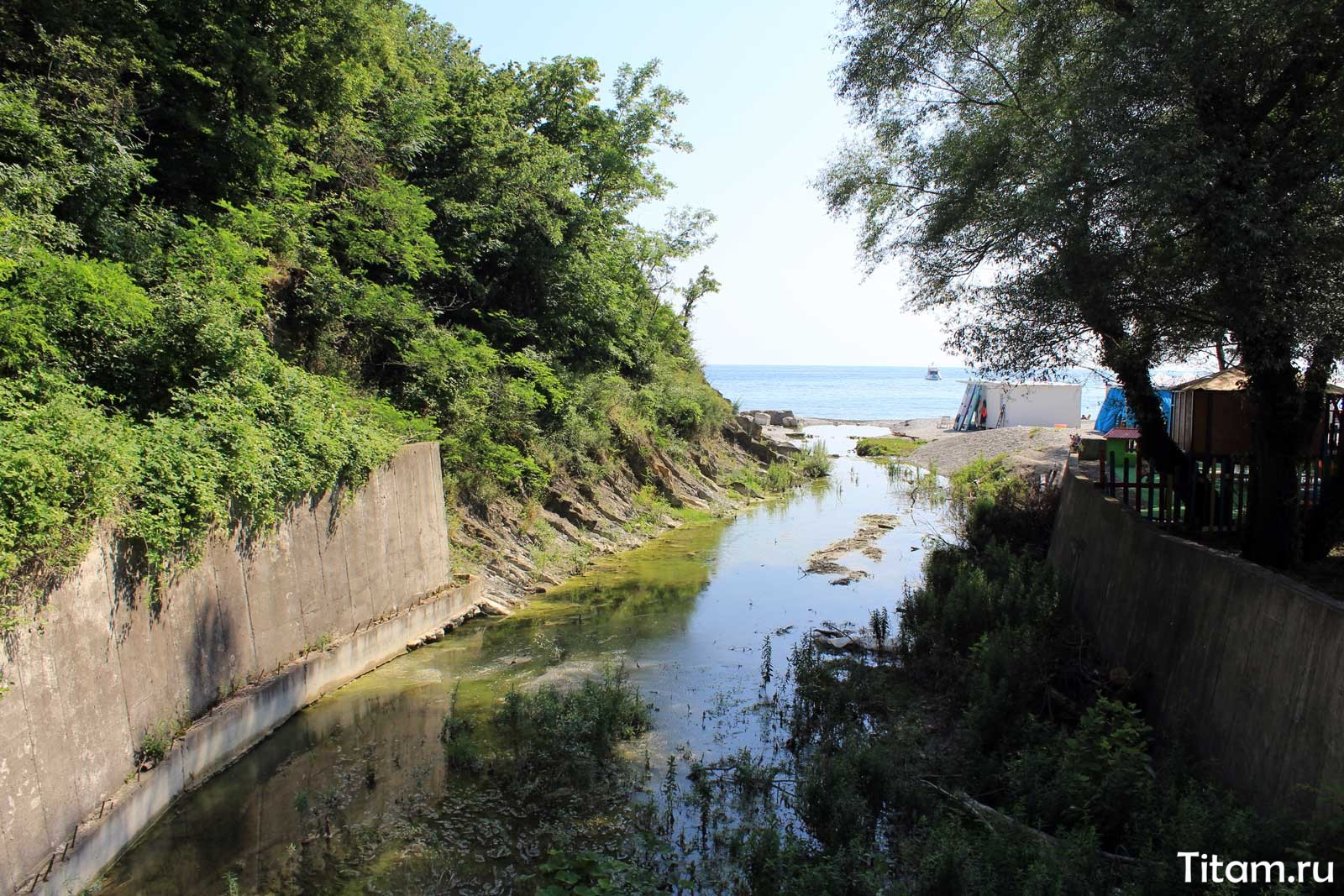 Река Бетта