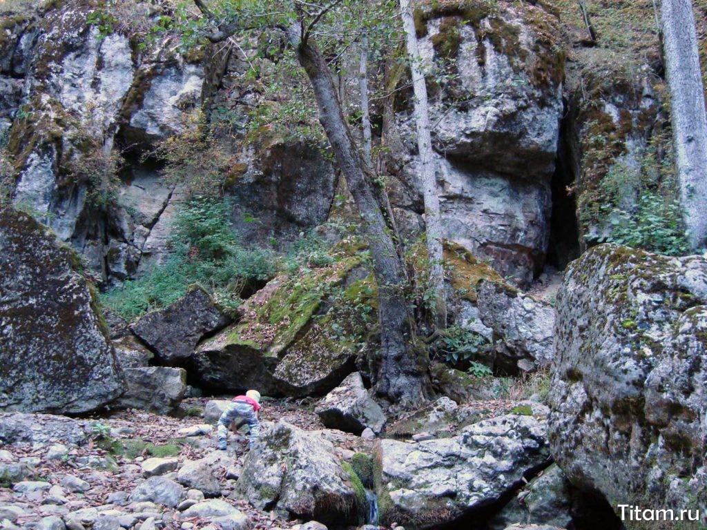 Малая Фанагорийская пещера