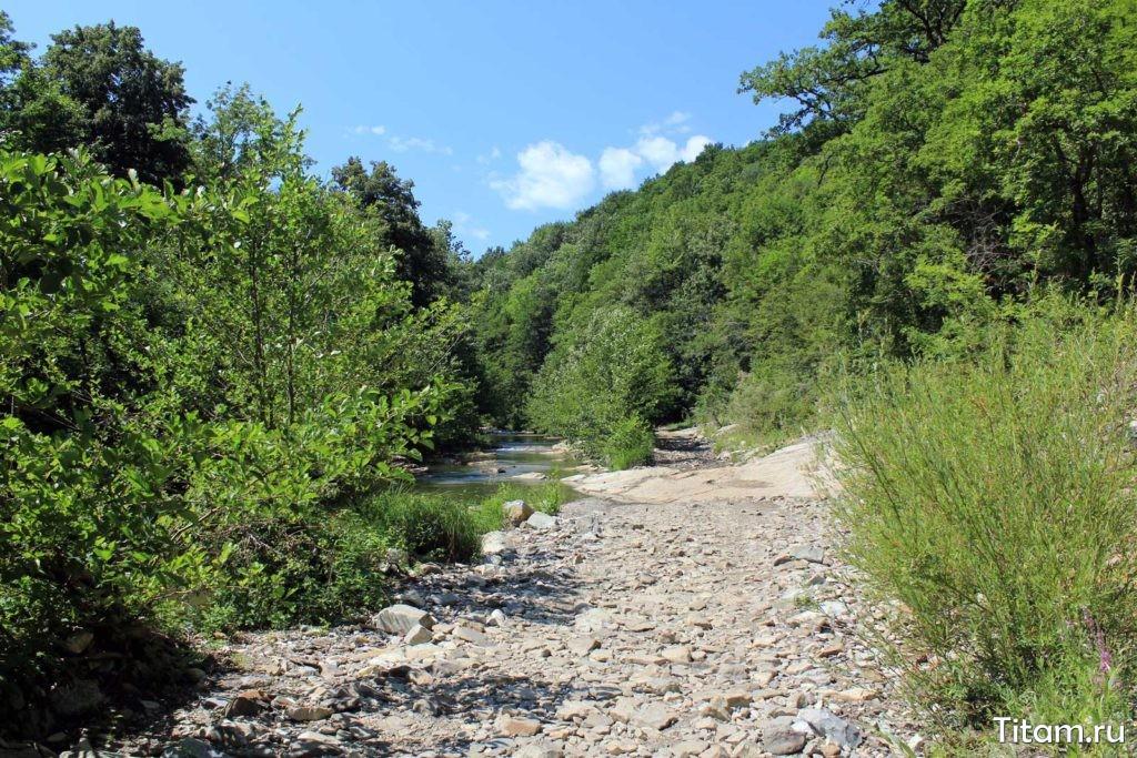 Река Адегой