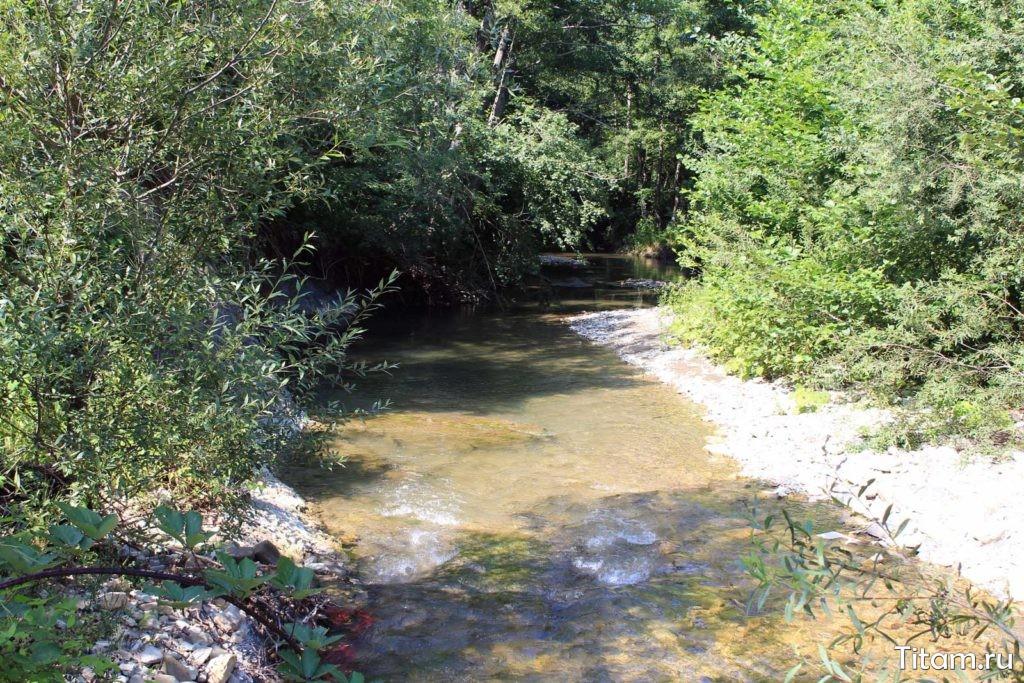 Река Скобидо
