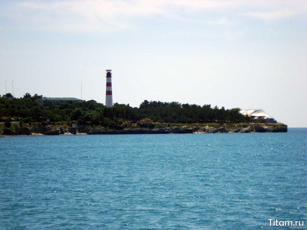 Геленджикский маяк