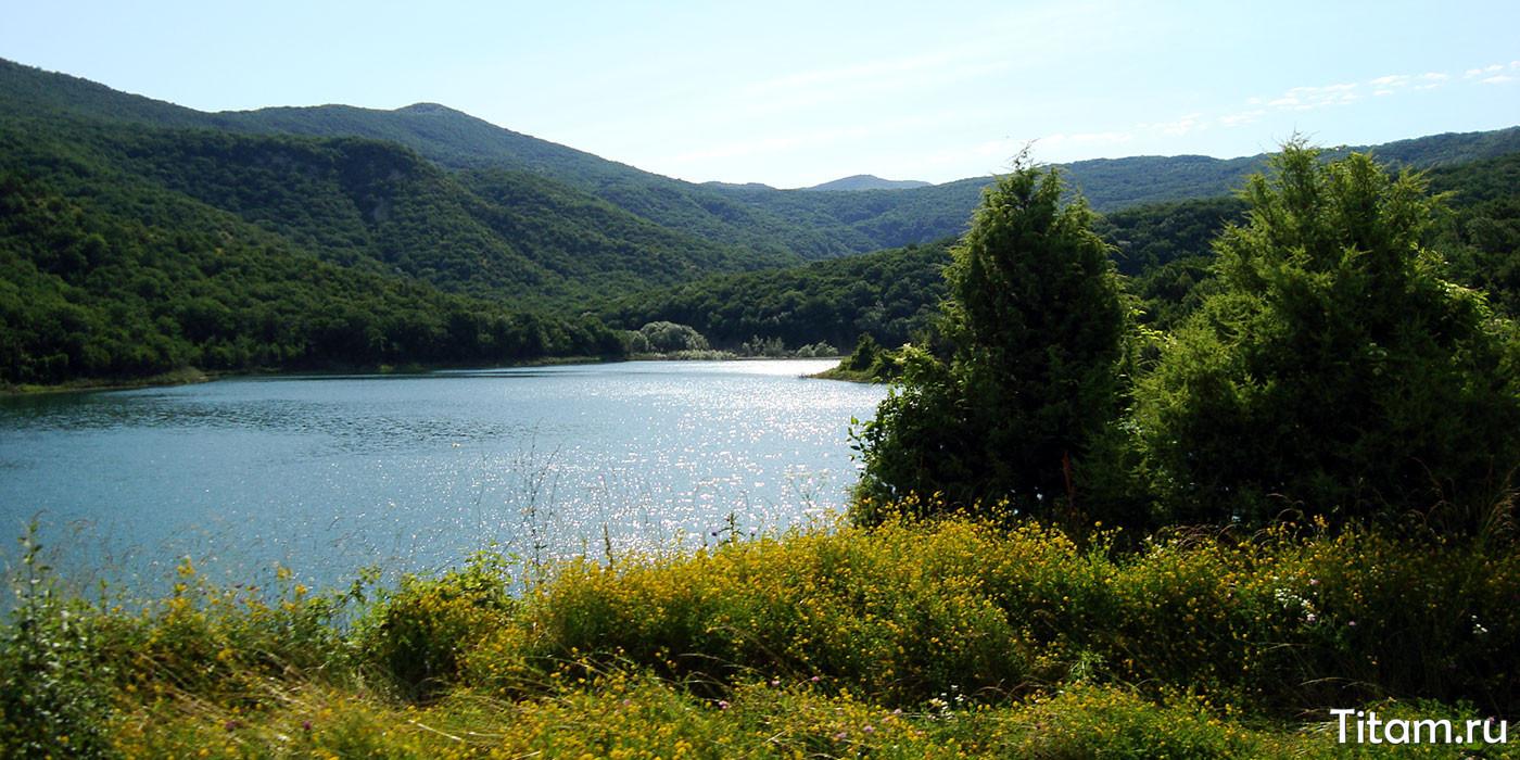 Озеро Церковное. Геленджик