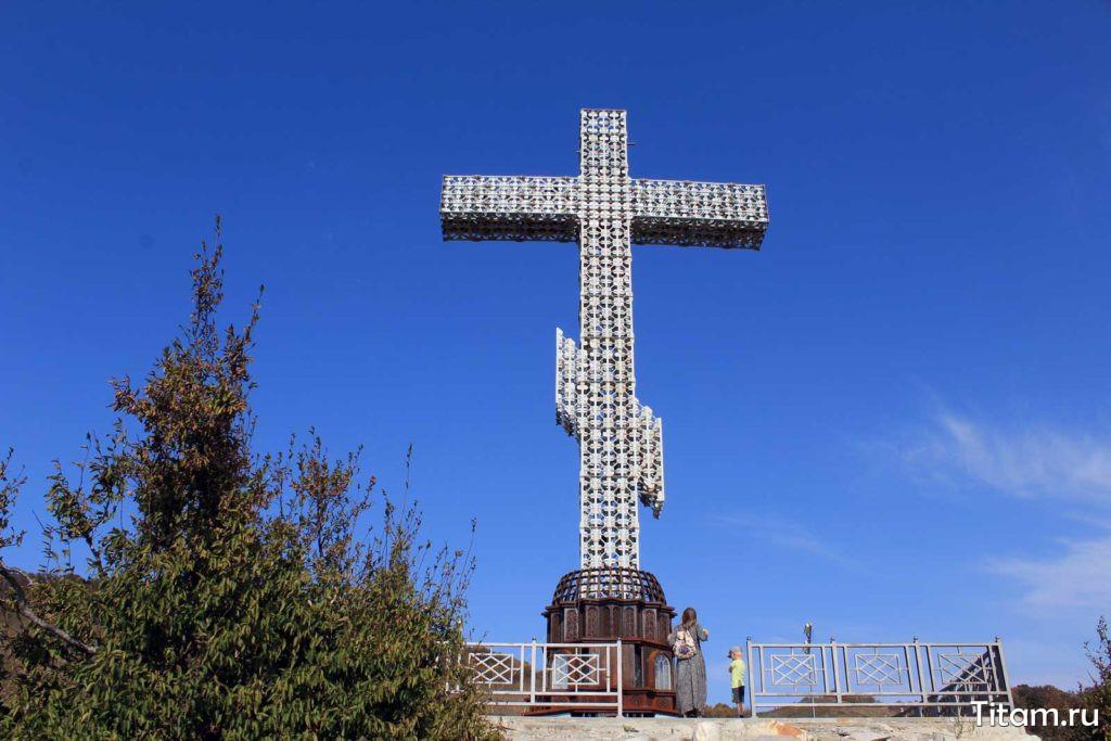 Поклонный крест в Геленджике