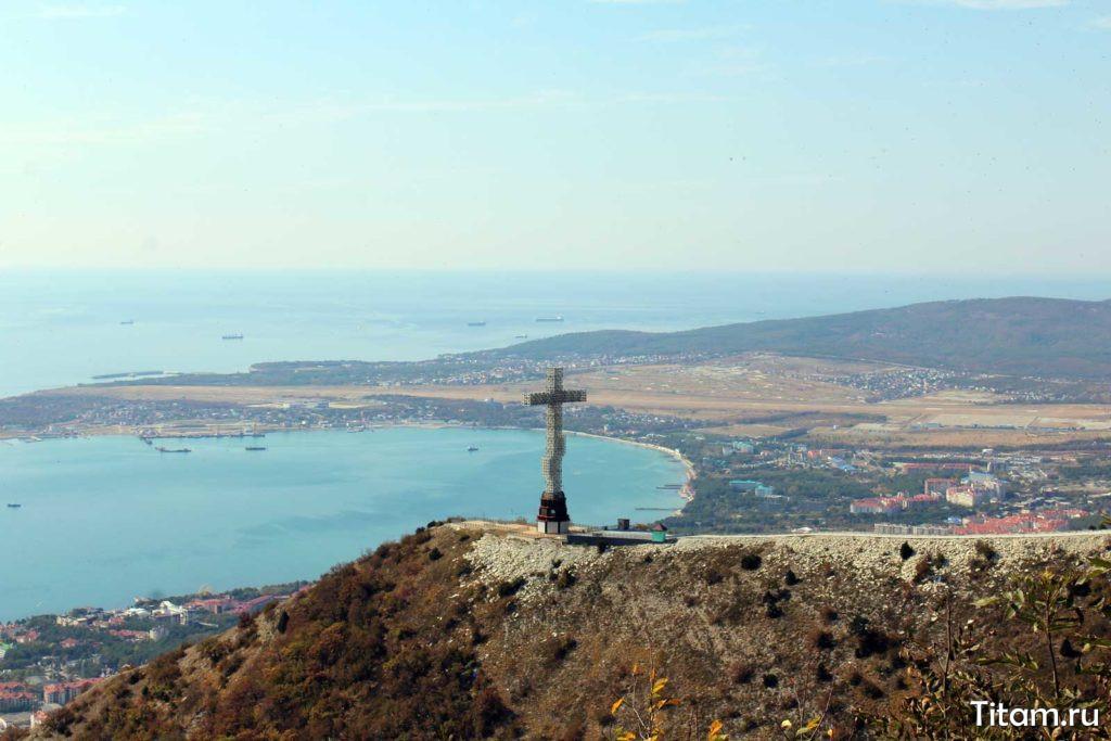 Поклонный крест. Геленджик