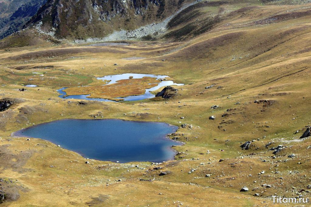 Ацгарские озёра (Пятиозерье)