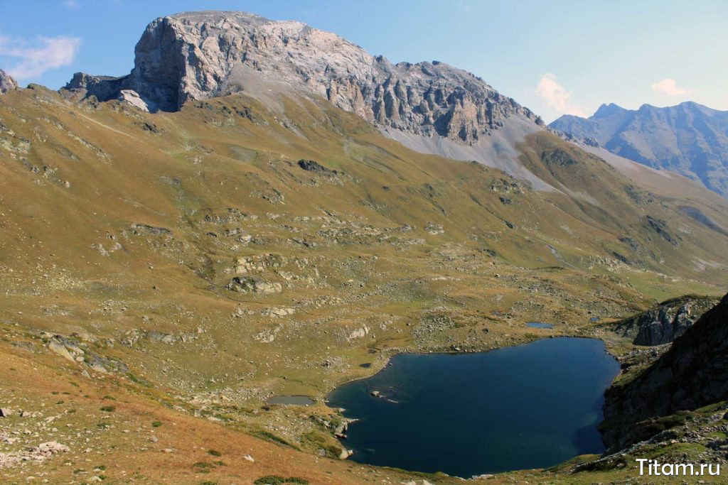 Ацгарские озёра. Верхнее озеро